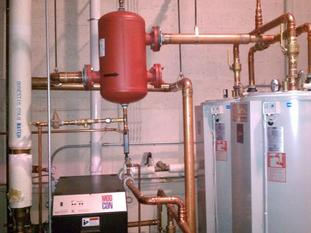 Water Boiler Installation