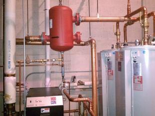 Water Boiler Installation